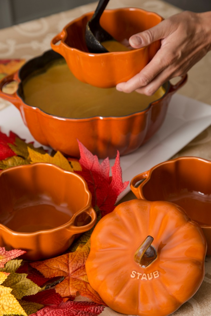 Recipe Box Spiced Pumpkin Soup A Collaboration With Staub Canada
