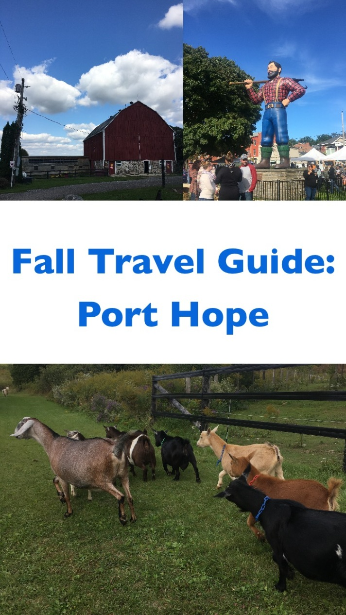 Pinterest - Port Hope Travel - MousseTaco.com