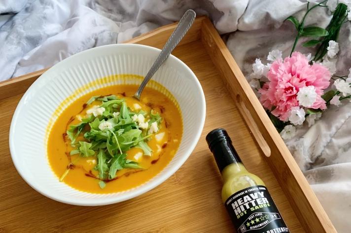 Chilled Pumpkin Soup